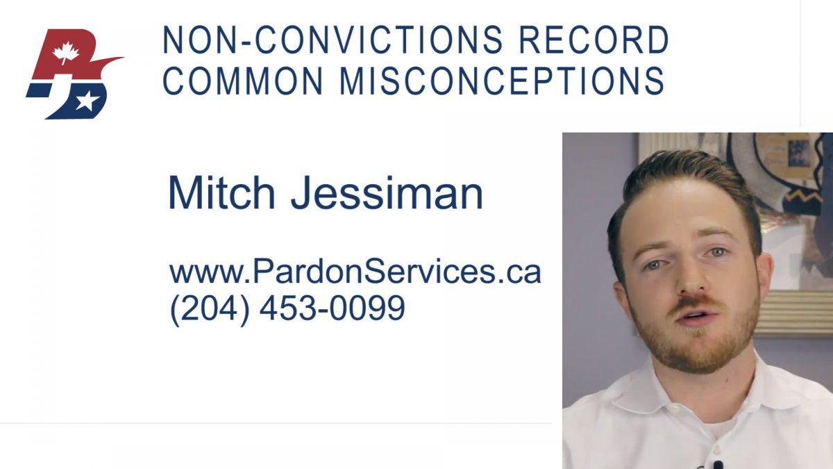 Non-Convictions Record - Common Misconceptions