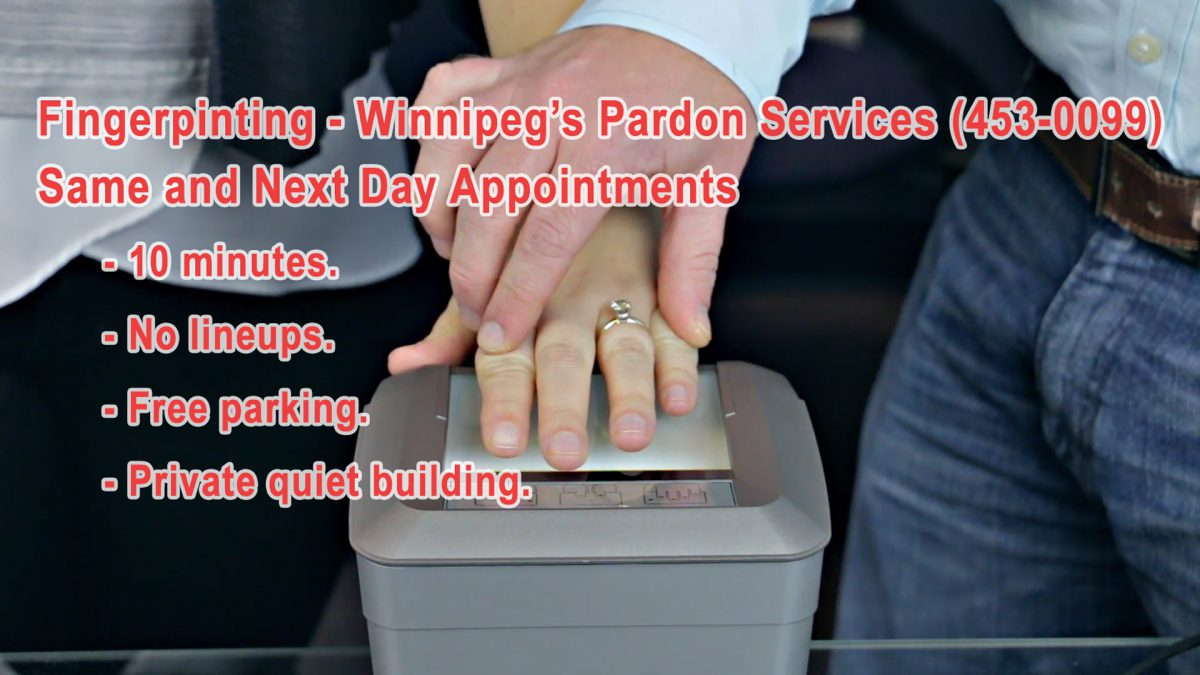Fingerpinting-Winnipeg